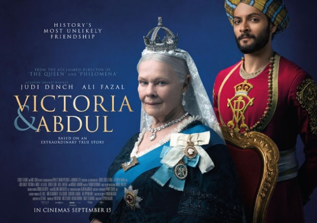 VICTORIA & ABDUL - The extraordinary story of an unexpected friendship deliberately hidden for a century - in cinemas 15th Sept 2