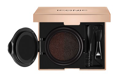 BRITISH BEAUTY BRAND ICONIC LONDON LAUNCH SCULPT & BOOST EYEBROW CUSHION 3