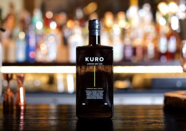 Forget charcoal face masks and toothpaste, there is now a gin distilled with bamboo charcoal!