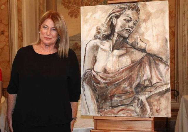 Elisabetta Rogai And EnoArt (1)