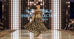 Fasiha S Collection Catwalk At Pakistan Fashion Week London (22)