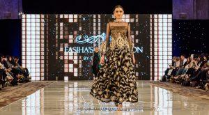 Fasiha S Collection Catwalk At Pakistan Fashion Week London (23)