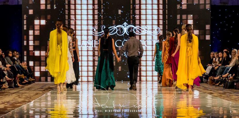 Fasiha S Collection Catwalk At Pakistan Fashion Week London (27)