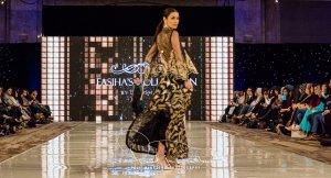 Fasiha S Collection Catwalk At Pakistan Fashion Week London (35)