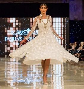 Fasiha S Collection Catwalk At Pakistan Fashion Week London (43)