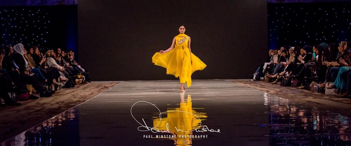 Fasiha S Collection Catwalk At Pakistan Fashion Week London (6)