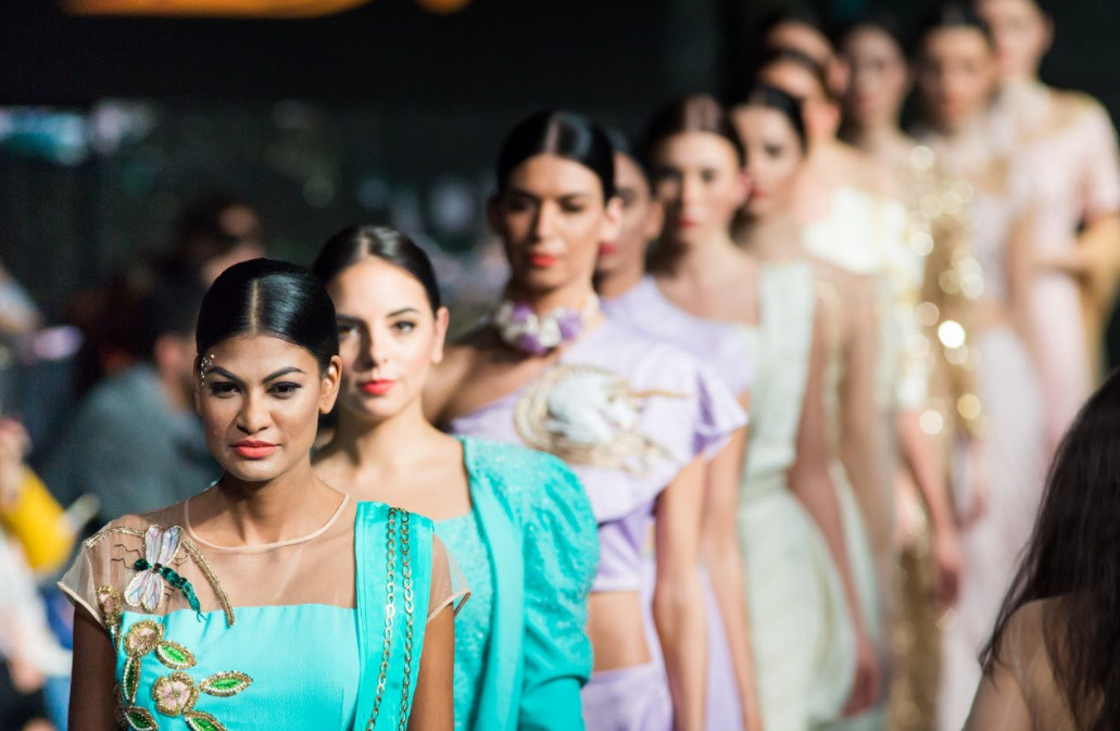 Illamasqua India Fashion Week London (18)