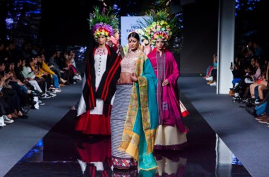 Illamasqua India Fashion Week London (8)