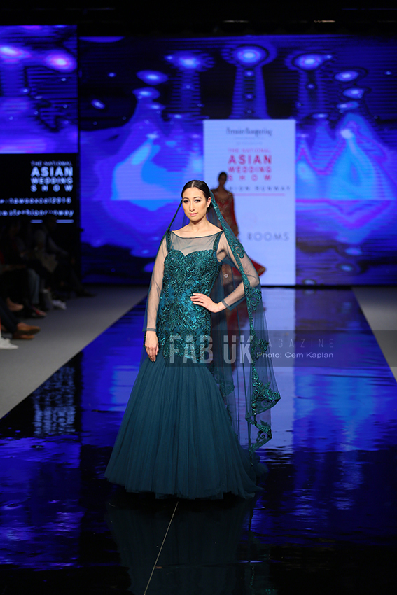 National Asian Wedding Show India Fashion Week London (21)