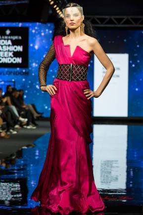 National Asian Wedding Show India Fashion Week London (38)