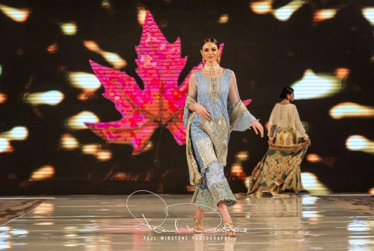 Sonia Mahajan Catwalk Show At Pakistan Fashion Week London 2017 (15)