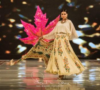Sonia Mahajan Catwalk Show At Pakistan Fashion Week London 2017 (7)