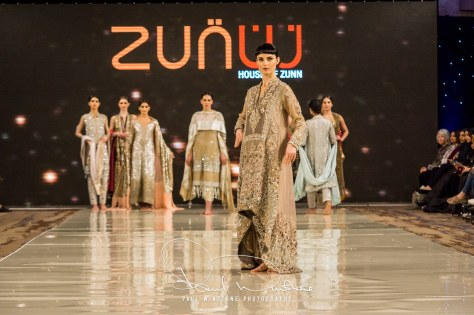 Zunn Catwalk At Pakistan Fashion Week London (2)