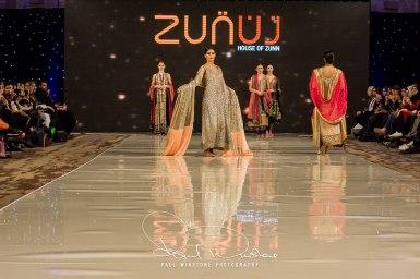 Zunn Catwalk At Pakistan Fashion Week London (20)