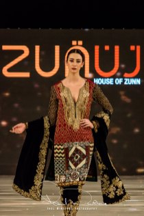 Zunn Catwalk At Pakistan Fashion Week London (21)