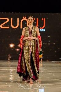 Zunn Catwalk At Pakistan Fashion Week London (26)