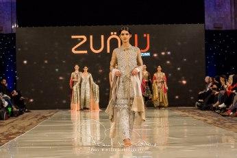 Zunn Catwalk At Pakistan Fashion Week London (3)
