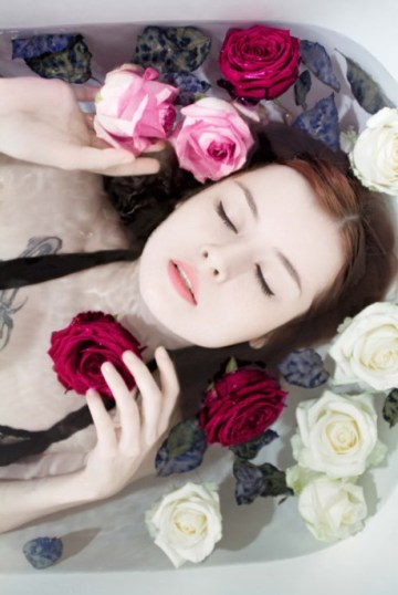 01 Ophelias Dream By Anca Moanta