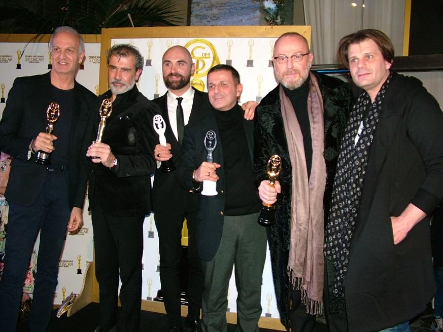 Michele Miglionico, Gianni Calignano, Nino Lettieri, Carlo Alberto Terranova, Giuseppe Fata, Steven Giuseppe Torrisi