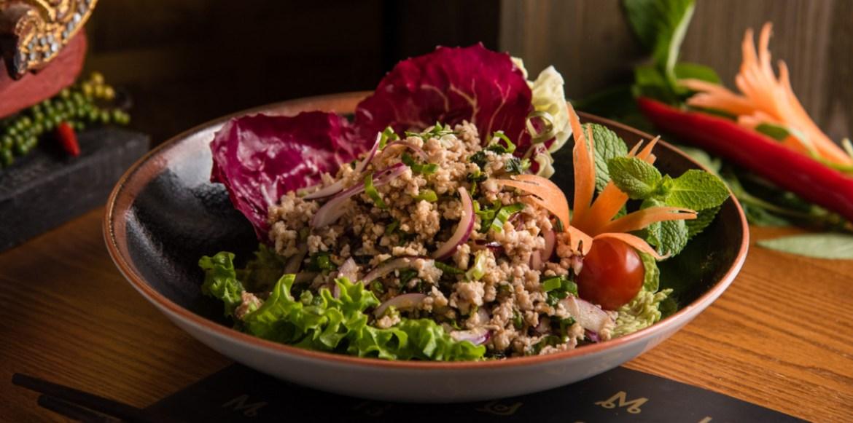 Salad Larb Gai (minced Chicken)