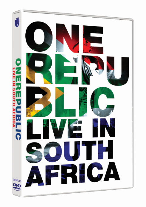 OneRepublic 3DDVD HR