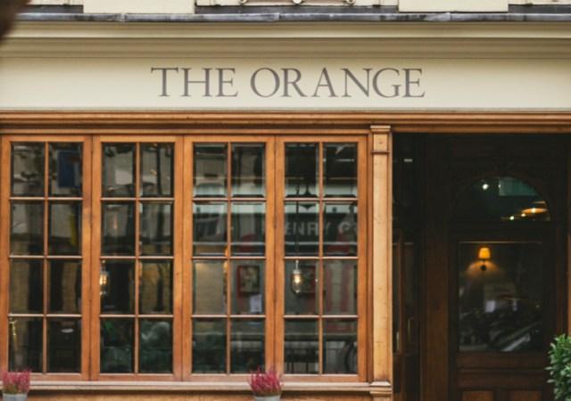 The Orange (exterior)