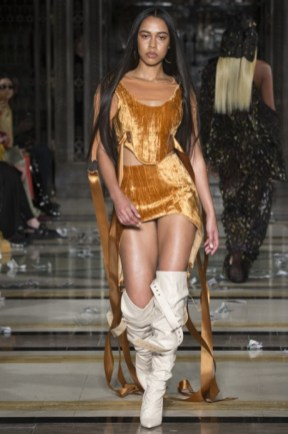Fortie Label At LFW (4)