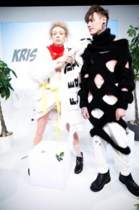 Kristel Kuslapuu at Fashion Scout
