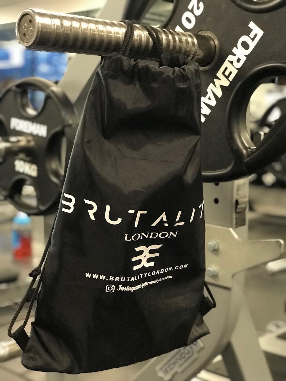 Brutality London Gym Bag