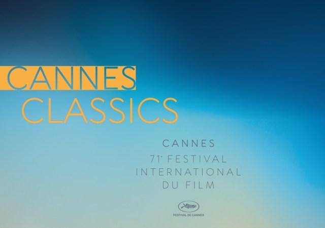 Cannes classics 2018 © fdc