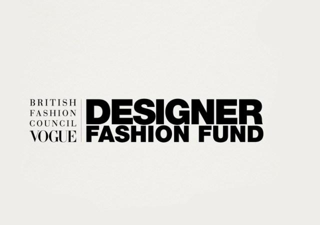 Bfc, vogue designer fashion fund