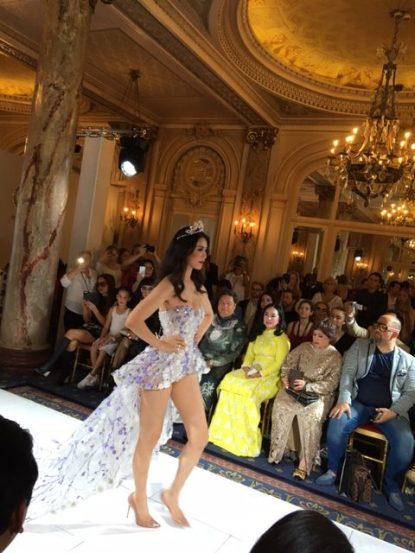 Tiffanys fashion show
