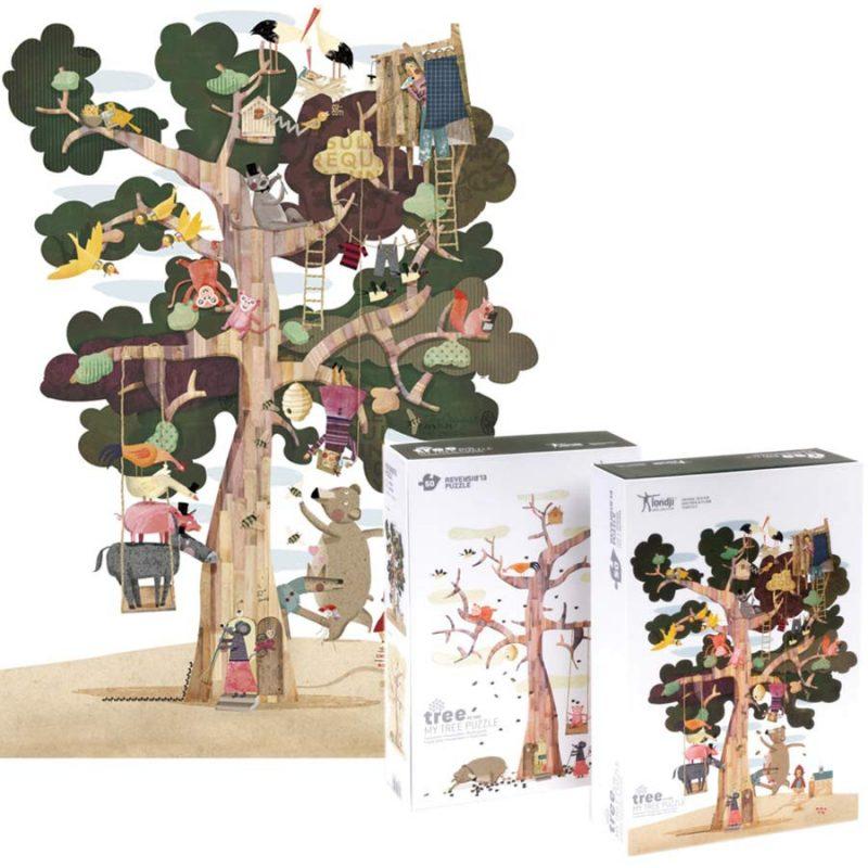 Londji my tree puzzle 800x800