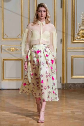 Armine ohanyan photos defile fashion show elements couture collection automne hiver fall winter 2018 2019 pfw © imaxtree 1