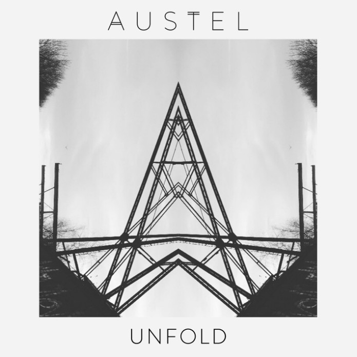 Austel unfold ep cover art