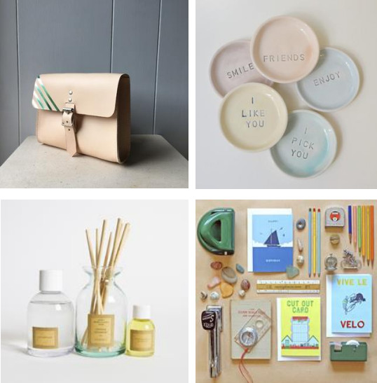 Hirsch & kirsch, kesemy design, ben langworthy paper goods & accessories and aequill