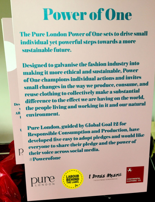 Pure london power of one board