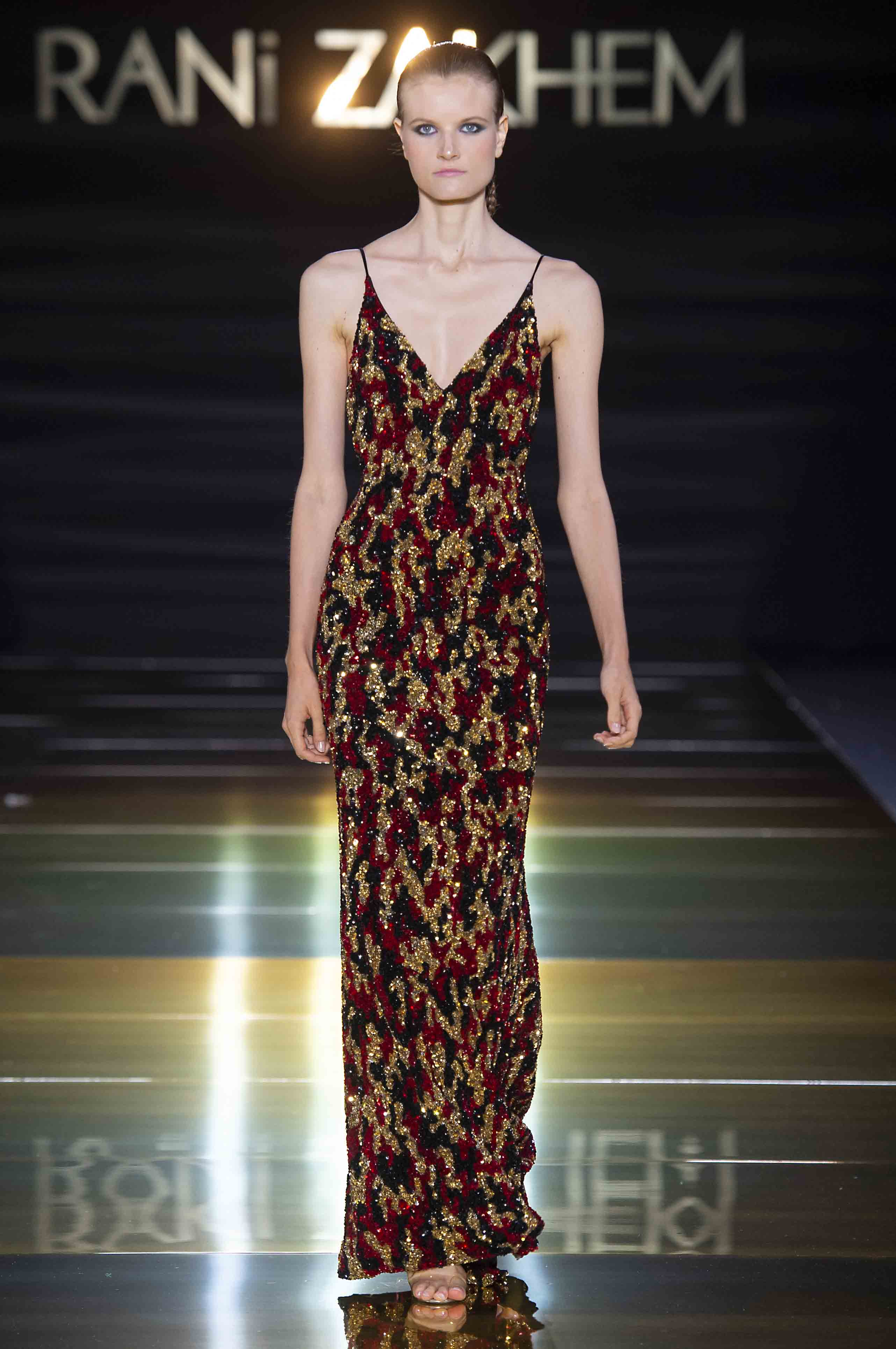 Rani zakhem couture collection automne hiver fall winter 2018 2019 pfw © imaxtree (24)