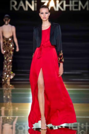 Rani zakhem couture collection automne hiver fall winter 2018 2019 pfw © imaxtree (25)