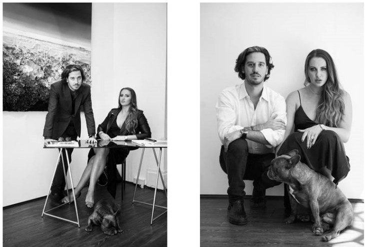 Hofa gallery founders