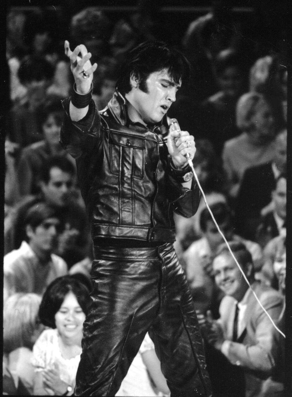 The elvis film still