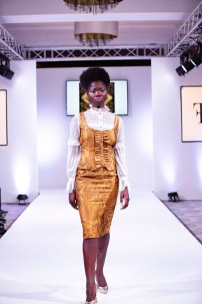 Glamour hunter fashions finest lfw (1)