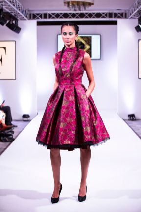 Glamour hunter fashions finest lfw (2)