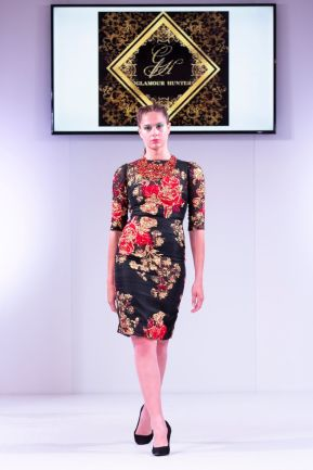 Glamour hunter fashions finest lfw