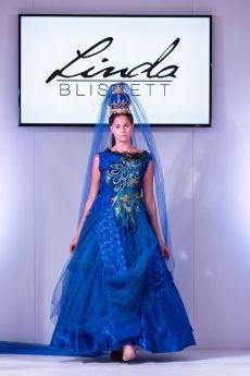 Linda blissett fashions finest lfw