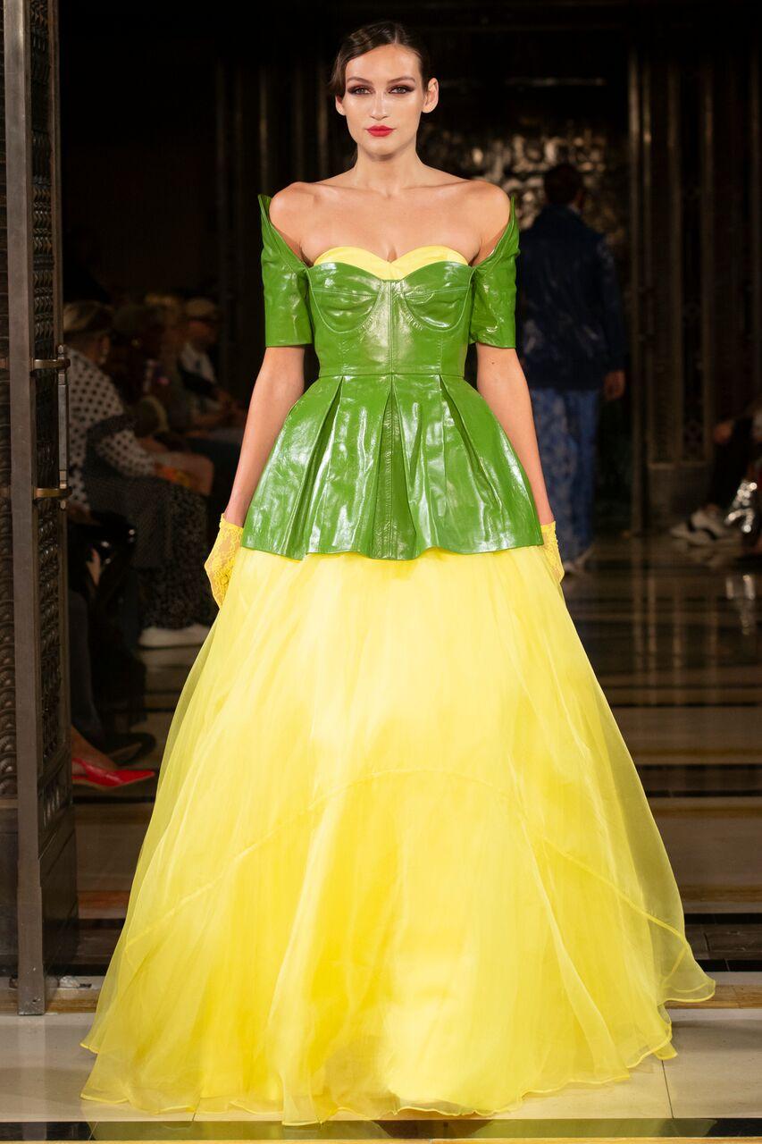 Malan breton pam hogg ss19 london fashion week (16)