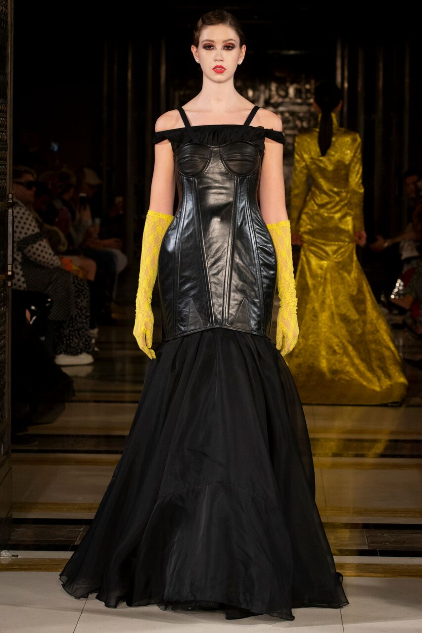 Malan breton pam hogg ss19 london fashion week (26)