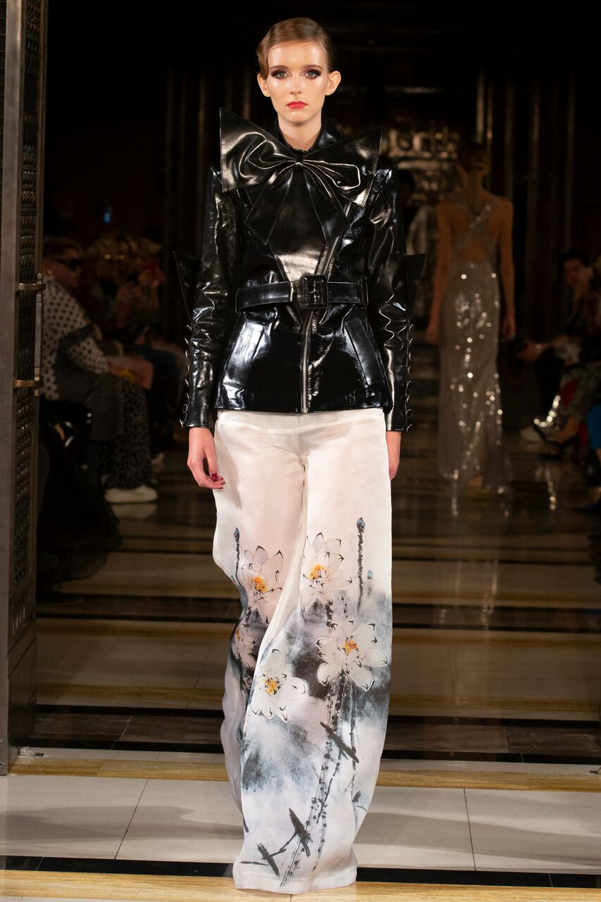 Malan breton pam hogg ss19 london fashion week (28)