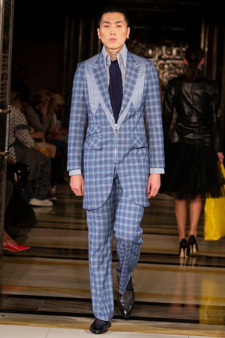 Malan breton pam hogg ss19 london fashion week (8)