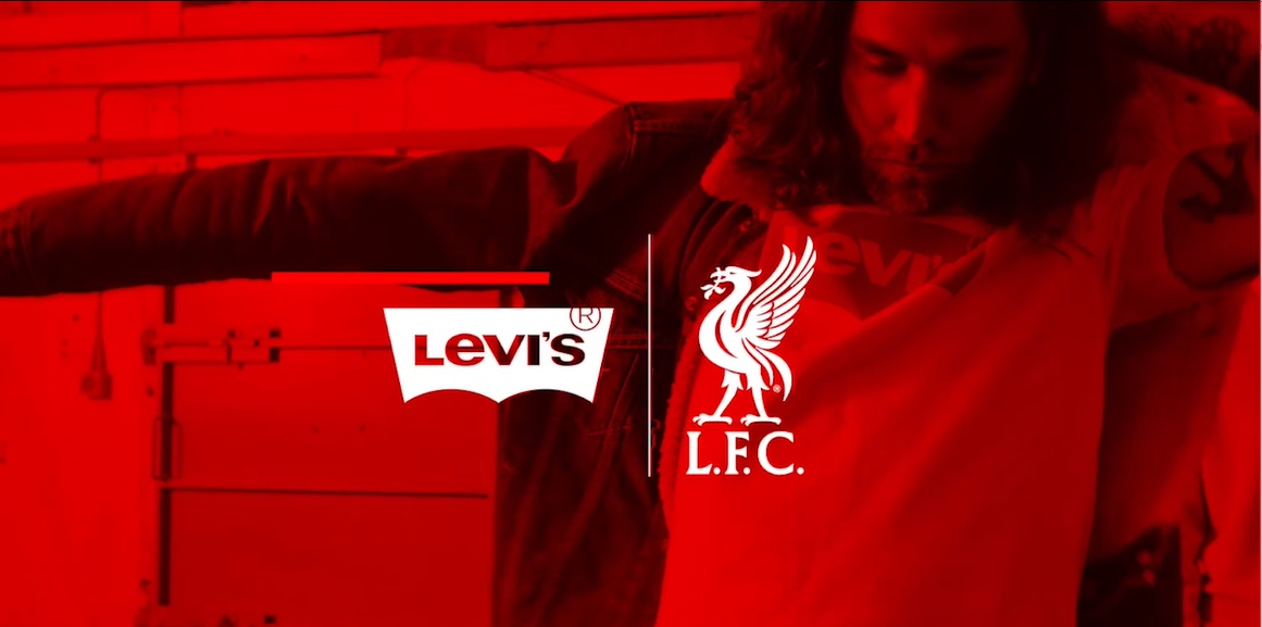 Reds unveil exclusive new levi's collection